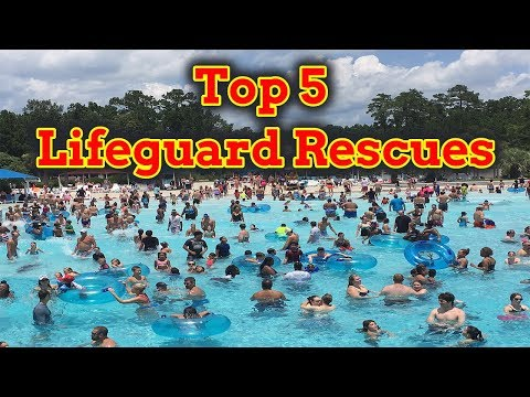 Top 5 Lifeguard Rescues