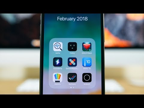Top 10 iOS Apps of February 2018!