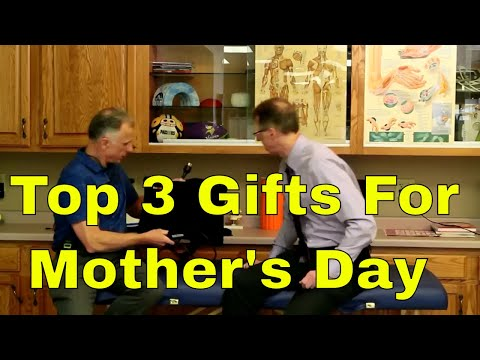 Top 3 Gifts to Get Your Mom (or Mother-in-Law) for Mother's Day.