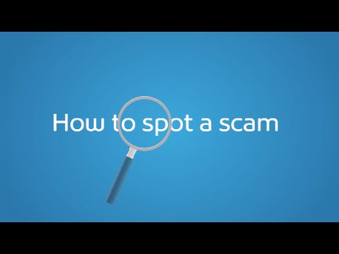 How to Identify fraudulent scam or phishing email | Shaw Support