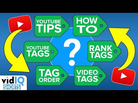 Does YouTube Video Tag Order Matter? [in 60 Seconds]