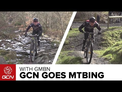 GCN Goes Mountain Biking - With The Global Mountain Bike Network