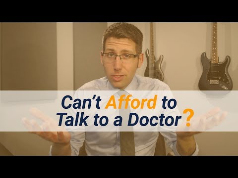 How to Talk to a Doctor When You Can't Afford It