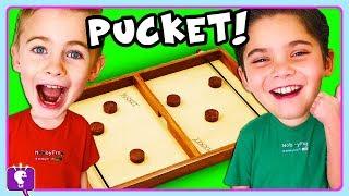 HobbyPig vs HobbyFrog Pucket Game!