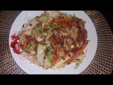 Cornbeef & Cabbage