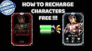 MKX Mobile BUG  Got Boss Klassic Ermac as Quest Mode Reward
