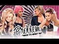 Download NICE TO MEET YA x PROBLEM ☕️ Ariana Grande Meghan Trainor Nicki Minaj Iggy Azalea Mashup mp3
