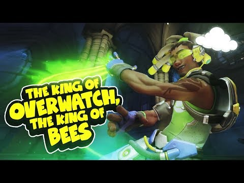The KING of OVERWATCH!! The KING of BEES.