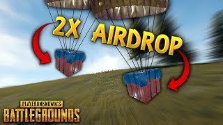 Double Air Drop In Same Place..??? | Best Pubg Moments And Funny Highlights - Ep.33