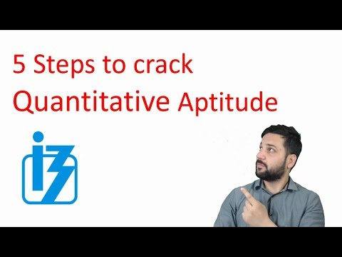 5 Steps to crack Quantitative Aptitude Section of IBPS PO