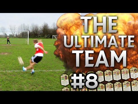 FIFA 16 - RABONA SHOOTING CHALLENGE | The Ultimate Team #8