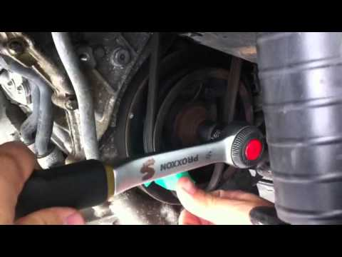 smart fortwo belt replacement - Easy Green Tools