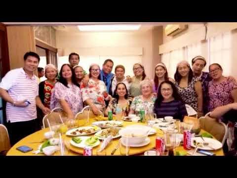 Philippine Holiday Gatherings