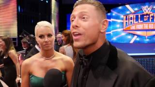 The Miz Interview: On the changing WWE crowds, the Hall of Fame and WrestleMania 32