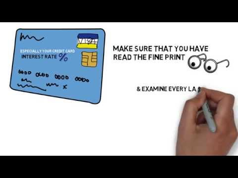Important Things to Know About Your Credit Card Interest Rate
