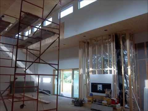 The Party Barn Addition with Mother-in-Law Suite Columbus Ohio.wmv