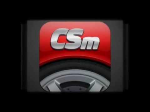 Car Shop Mobile iPhone App Video