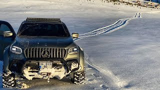 Mercedes XClass💥L200💥Ford Ranger💥Jeep Cherokee💥Toyota LandCruiser  🇹🇷OFF ROAD @TURKIYE🇹🇷