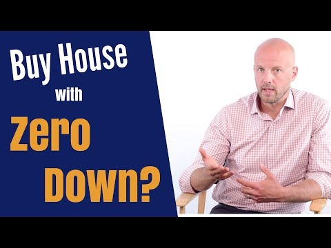 Can I buy a house with zero down payment in Canada?