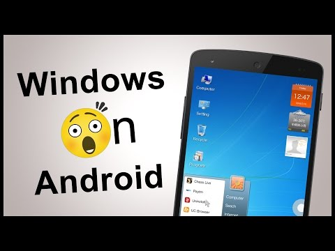 How To Install Windows on Android Phone