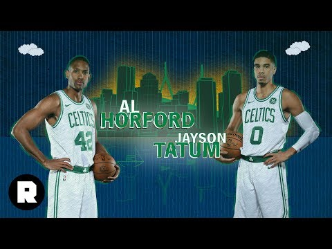 NBA Relationship Goals: Al Horford and Jayson Tatum   The Ringer