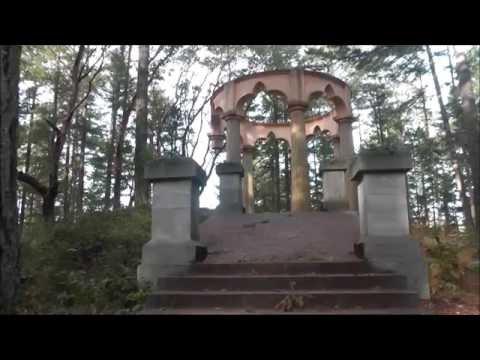 The Mausoleum, Roche Harbor, San Juan Island, Washington