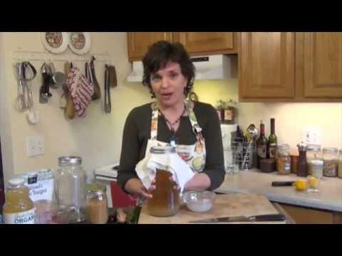 Fermented Foods 2: Water Kefir