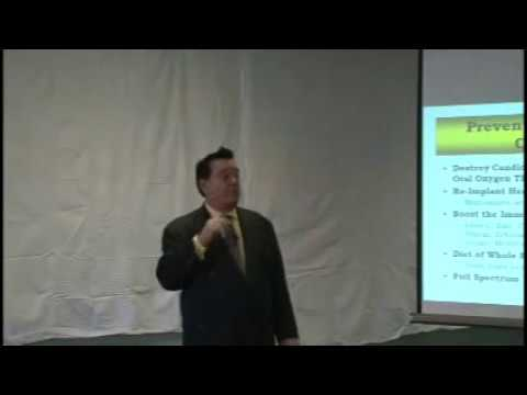 Dr Whiting on Cheating Death - Candida