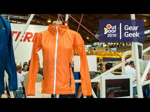 Adidas Terrex Agravic Alpha Jacket | Outdoor 2016