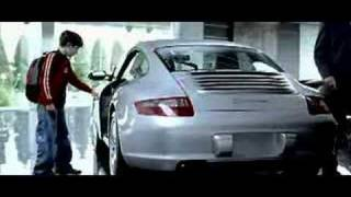Porsche 911 commercial