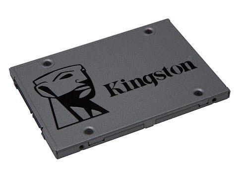 """✅960GB 2.5"""" SSD - Kingston UV500 Review"""