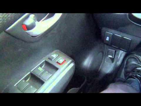 2012 Honda Fit - Programming Automatic Door Locks