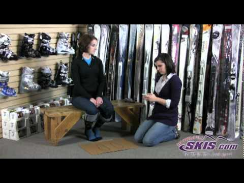 How To Size A Ski Boot