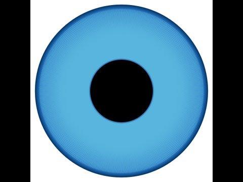 Byteweiser Tutorial: Making a Cartoon Eyeball and Iris - Part1