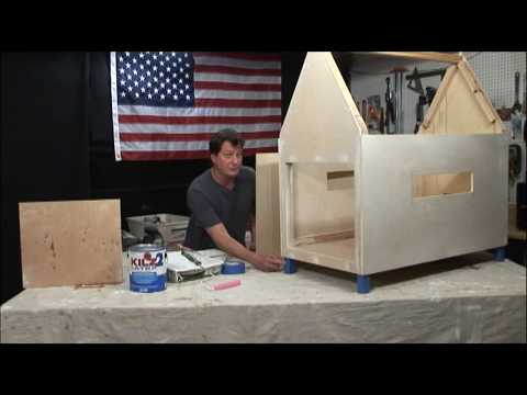Build A Cat House - Baby