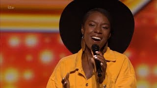 The X Factor UK 2018 Shan Auditions Full Clip S15E06