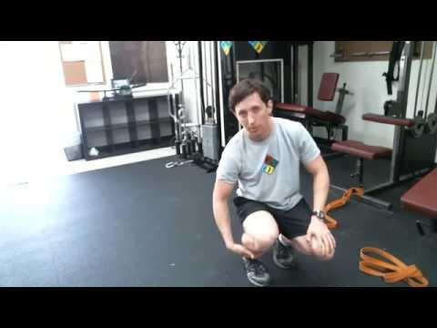 Anterior Tibialis Training for Shin Splints