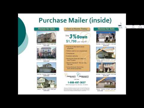 How to Market for Purchase Loans; Lender Explains HUD