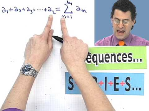 Summation Notation and Finite Series