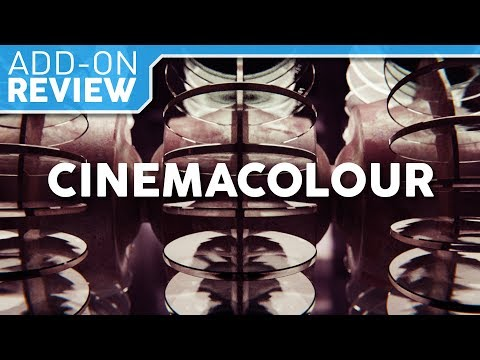 Add-on Review #1: Cinemacolour LUTs for Filmic Blender