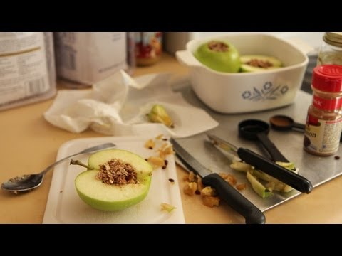 Baked Apples Recipes - Great Recession Cooking - Healthy Vegan Dessert
