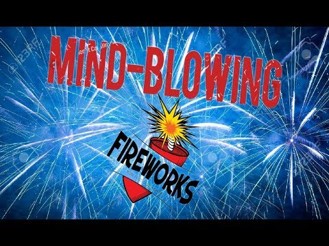 How to do 4 mind blowing fireworks - minecraft PE ,PC