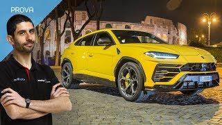 Lamborghini Urus, hai capito come va il non-SUV-ultra!