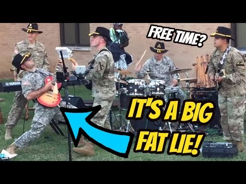 TOP 6 Misconceptions about the U.S. ARMY & Military FREE TIME! BIG FAT LIE about Enlisted life!