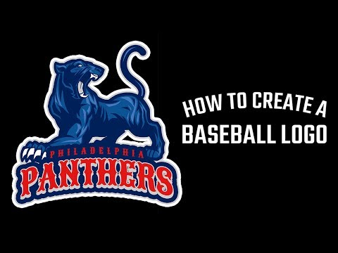 How to Create a Baseball Logo in Seconds