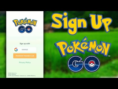 How to Sign Up for Pokemon Go Trainer Club