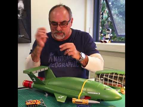 Thunderbird 2 Model Kit - Full Interview - De Agostini Model Space