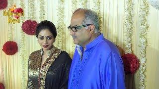 Sridevi At Ekta Kapoor's Grand Deewali Celebration Party