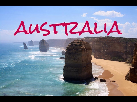 AUSTRALIA TRAVEL: FROM BRISBANE TO MELBOURNE & THE GREAT OCEAN ROAD