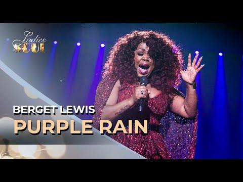 Ladies Of Soul 2017 | Purple Rain - Berget Lewis